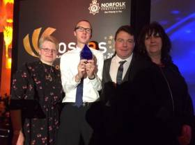 Congratulations to Great Yarmouth CCTV for Winning a NOSCA Award!